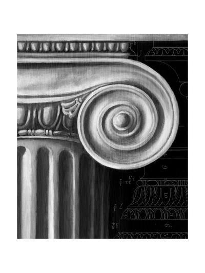 Ionic Capital Detail I-Ethan Harper-Art Print