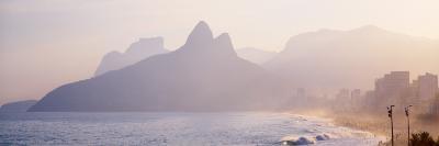 Ipanema Beach Rio De Janeiro Brazil--Photographic Print