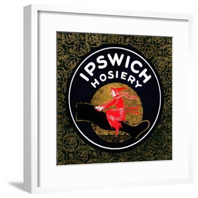 Ipswich Hosiery--Framed Art Print