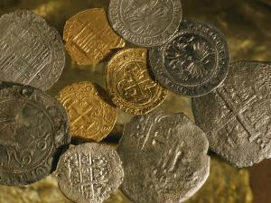 Gold and Silver Coins Minted in Both Spain and the Colonies by Ira Block