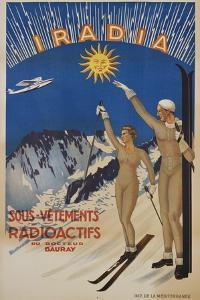 Iradia Poster