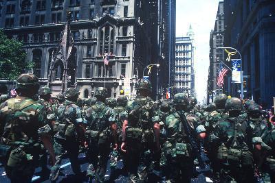 Iranian Hostages, Ticker Tape Parade, New York, New York--Photographic Print