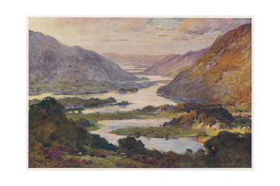 Ireland Killarney Lakes-A Heaton Cooper-Giclee Print