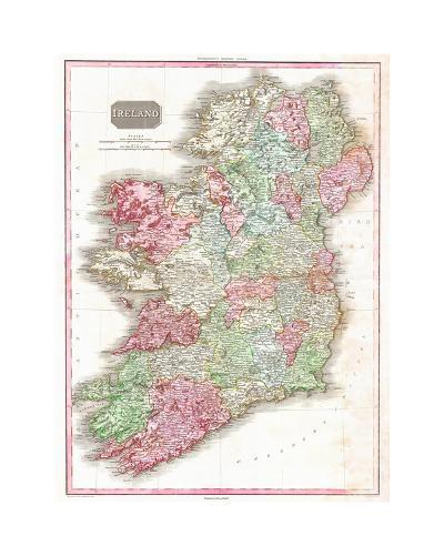 Ireland-Bill Cannon-Giclee Print
