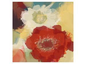 Blooming Flowers by Irena Orlov