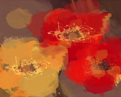 Eternal Bloom I by Irena Orlov