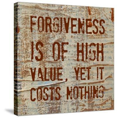 Forgiveness is of High Value