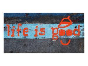 Life is good II by Irena Orlov