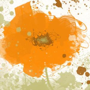 Modern Orange by Irena Orlov