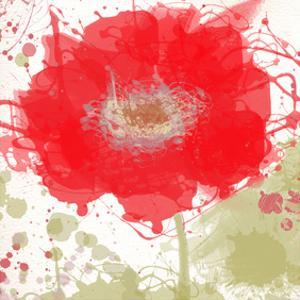 Modern Red by Irena Orlov
