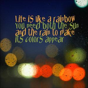 Rainbow by Irena Orlov