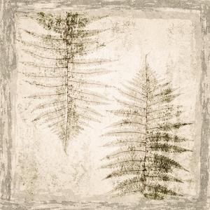 Stone Leaf II by Irena Orlov
