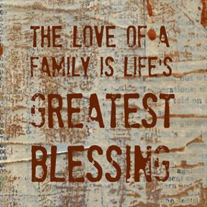 The Love of a Family by Irena Orlov