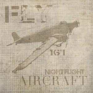 Vintage Aviation II by Irena Orlov