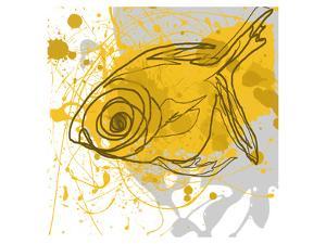 Yellow Fish by Irena Orlov