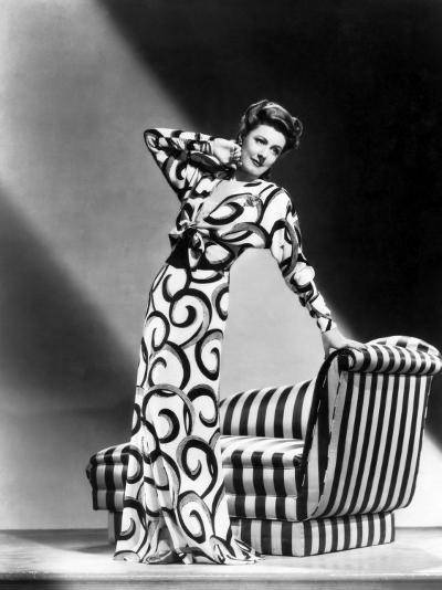 Irene Dunne, 1941--Photo