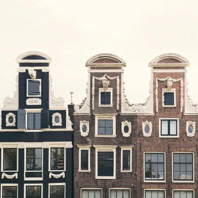Aerial Amsterdam II by Irene Suchocki