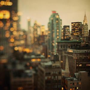 City of Glass by Irene Suchocki