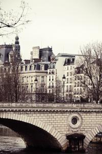 Le Pont by Irene Suchocki