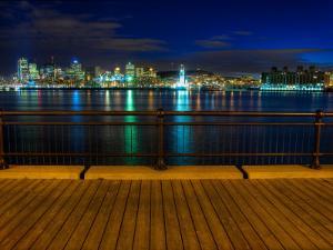 Montreal View by Irene Suchocki