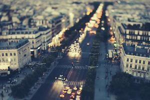 Paris Nights by Irene Suchocki