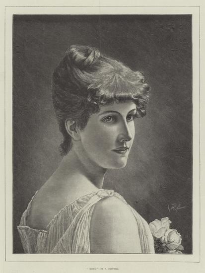 Irene-Alfred Seifert-Giclee Print