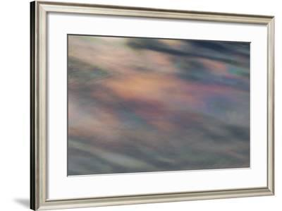Iridescent Clouds-Niki Haselwanter-Framed Photographic Print