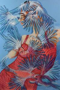 Hat Dreams, 2015 by Irina Corduban