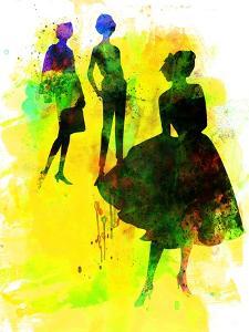 Fashion Models 2 by Irina March