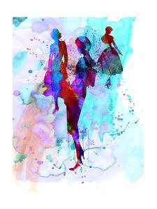 Fashion Models 7 by Irina March