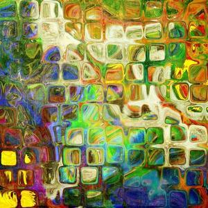 Art Abstract Rainbow Pattern Background. To See Similar, Please Visit My Portfolio by Irina QQQ