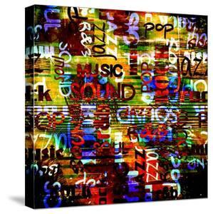 Art Urban Graffiti Raster Background by Irina QQQ