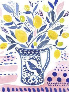 Citrus 1 by Irina Trzaskos Studio