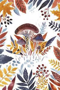 FALL FOREST 4 by Irina Trzaskos Studio