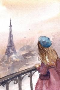 Paris by Irina Trzaskos Studio
