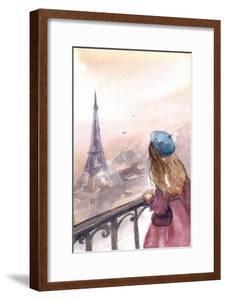 Paris by Irina Trzaskos Studio