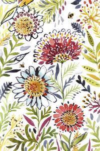 Wildflowers 3 by Irina Trzaskos Studio