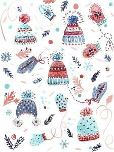 Winter Hats by Irina Trzaskos Studio