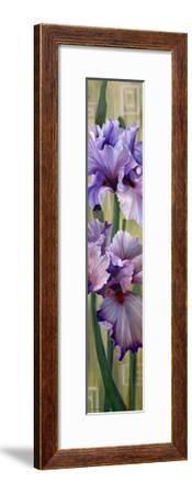 Iris I-Jan McLaughlin-Framed Art Print