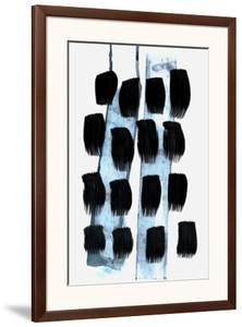 Black White Blue by Iris Lehnhardt