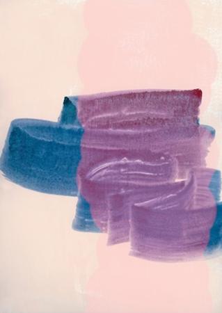 Brush Strokes 2 by Iris Lehnhardt