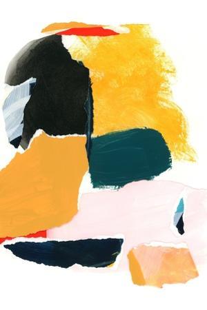 Collage Studies by Iris Lehnhardt