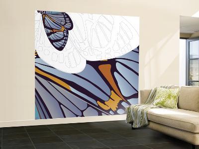 Iris Moth Design-Belen Mena-Wall Mural – Large