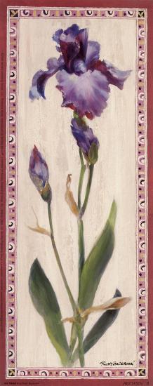 Iris Panel I-Ruth Baderian-Art Print