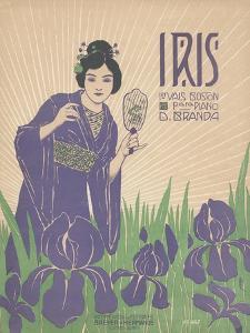 Iris Sheet Music Cover