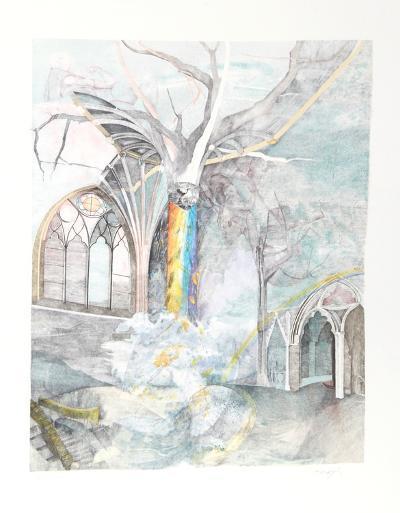 Iris- Kranic-Collectable Print