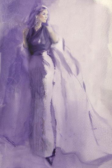 Iris-Sharon Pinsker-Giclee Print