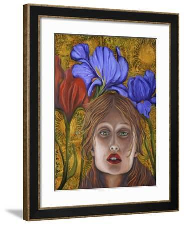 Iris-Leah Saulnier-Framed Giclee Print