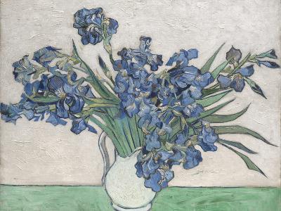 Irises-Vincent van Gogh-Art Print