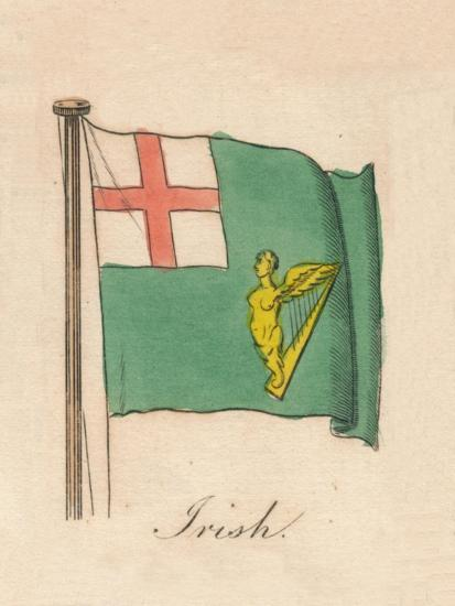 'Irish', 1838-Unknown-Giclee Print
